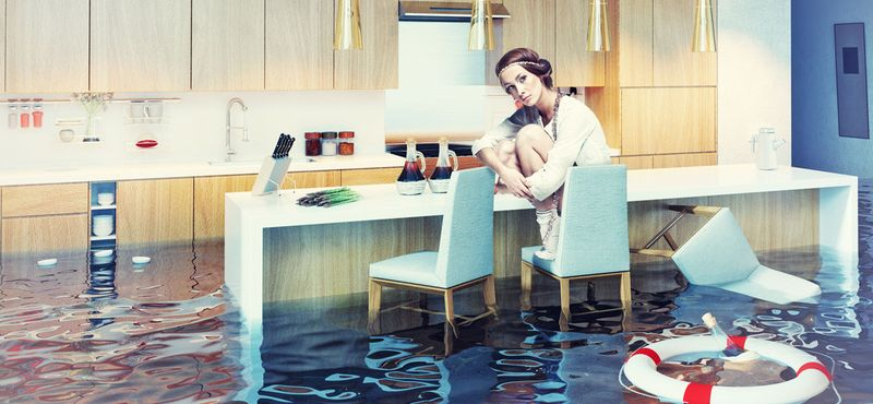 профессионально оценим и добьёмся возмещения ущерба после затопления квартиры